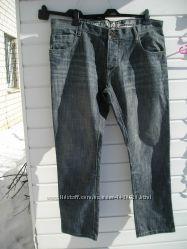 Мужские джинсы, Новые, талия 106 см. , рост 185 см.