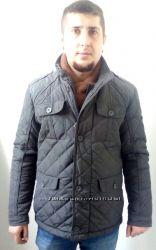 Мужская стёганая куртка утепленная
