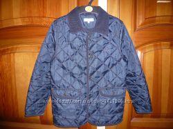 Стеганая куртка деми Debenhams Jasper Conran 9-10 лет 140 см на флисе