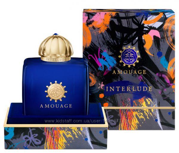 Amouage interlude woman парфюмированная вода 100 мл