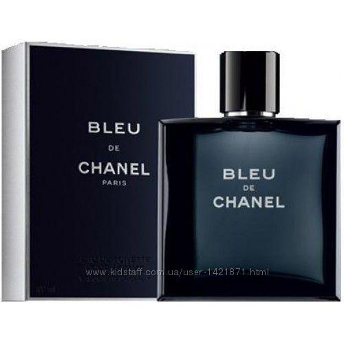 Chanel Bleu de Chanel мужская туалетная вода