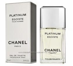 Egoiste Platinum Chanel мужская туалетная вода 100 мл