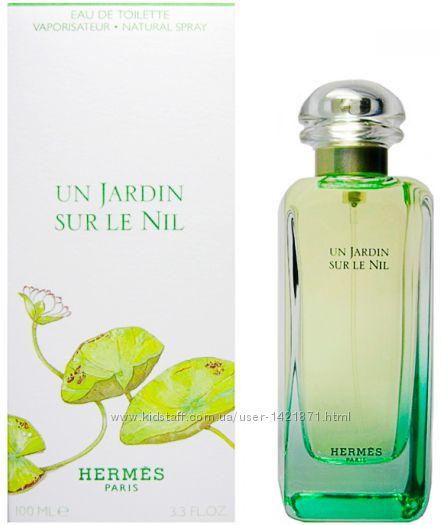 Hermes Un Jardin sur le Nil 100 мл