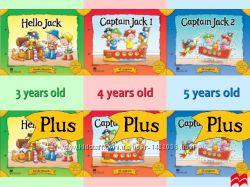Captain Jack - яркий английский для детей 3-5 лет