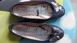 Нарядные туфельки для девочки р. 36