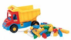 Грузовик Multi Truck с конструктором Wader