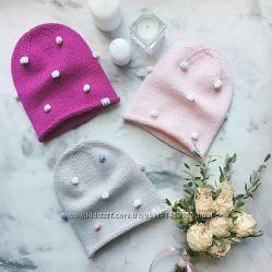 Встречаем осень красиво детские шапочки