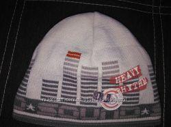 Демисезонная шапка для мальчика 52-54 р