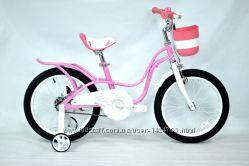 Велосипед Royal Baby Little Swan 16, 18