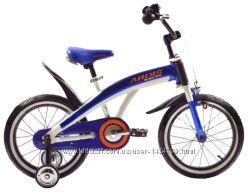 Велосипед ARDIS Grand Prix 16, 20 синий, жёлтый, красный