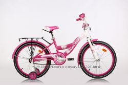 Двухколесный велосипед Ardis Fashion Girl BMX 16, 20