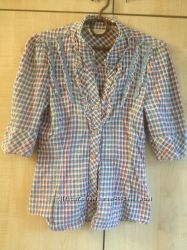 Рубашка Miss Selfridge, р. 38