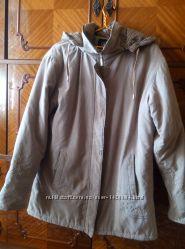 утепленная женская курточка