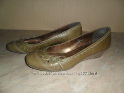 Туфли Сlarks размер 39, 5 6, 5 Кожа . Македония