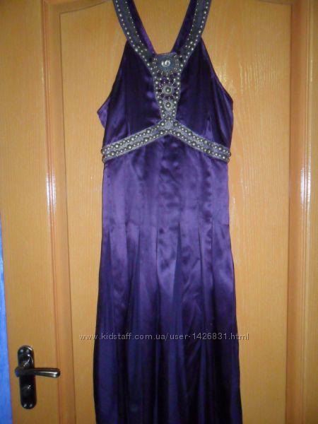 Платье Marks&Spencer size 8 , 100 ШЁЛК . Новое