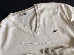 Мужской свитер кофта LACOSTE оригинал размер S-M