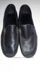 Туфли женские кожаные, р 41