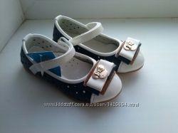Нарядные туфли для девочки 27р