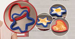 Формы силиконовые для яичницы, оладьев