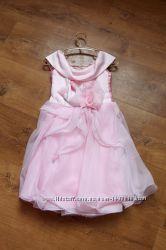 d9e04a66445 Платье нарядное на девочку 4-5 лет