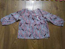 Рубашка блуза, кофта Gee Gey 6-12 мес