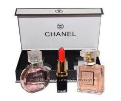 Косметический подарочный набор Шанель Chanel 5 in 1