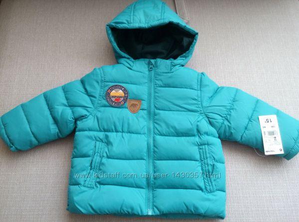 Куртка Kiabi 12-18 мес новая