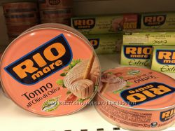 Rio mare тунець в оливковій олії 0. 500кг Італія Tonno Rio mare