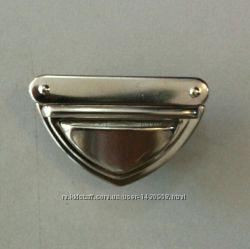 замок на сумку треугольник 35 грн швейная фурнитура пряжа для