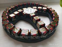 Руль з цукерок