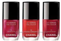 Chanel  Le Vernis Les Rouges Culte 19, 28, 71