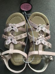 Босоножки 27 р. Для девочки 17 см стелька босоніжки для дівчинки сандалі
