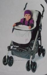 Детский конверт в коляску или автокресло