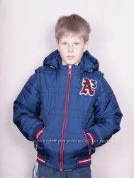 Куртка - жилет трансформер