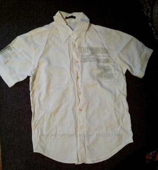 Рубашки футболки от 45грн М-L-XL в клетку