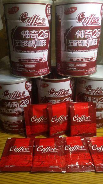 Чудо 26 худое кофе для похудения