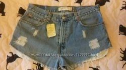 Шорты джинсовые Levi&acutes L