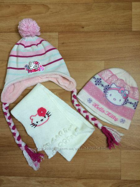 Шапочки Hello Kitty Sanrio для девочки