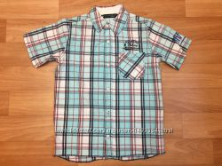 Классная летняя рубашка Blue Seven, рост 152 см