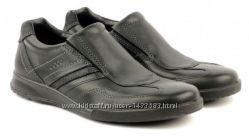 Новые, кожаные туфли ecco transporter Оригинал