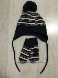 Набор H&M шапка рукавички