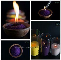 Насыпная свеча InPalm в наличии