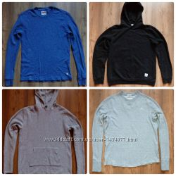 Кофты Levi&180s, Only&Sons, River Island, Abercrombie&Fitch