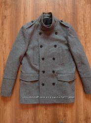 Пальто new look шерстяное