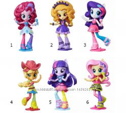 My Little Pony Equestria Girls Minis Rarity Doll Мини Еквестрии