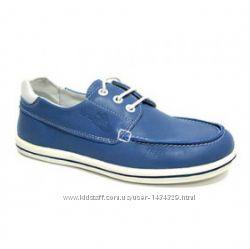 Кожаные туфли от польского производителя REN BUT