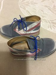 Ботинки CLARKS 10. 5 28р бу мокасины Puma 28р бу