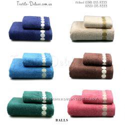 Махровое полотенце. набор полотенец