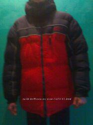 Пуховик на синтепоне зимняя куртка
