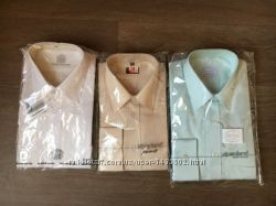 мужские рубашки новые размер 38-39